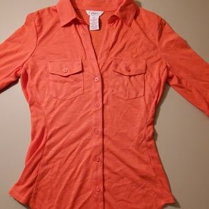 """NWOT, 3/4 sleeve bottom up top from Candie""""s"""